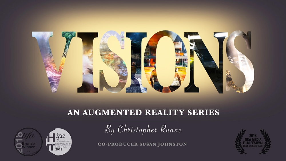 Visions – an Augmented Reality Series