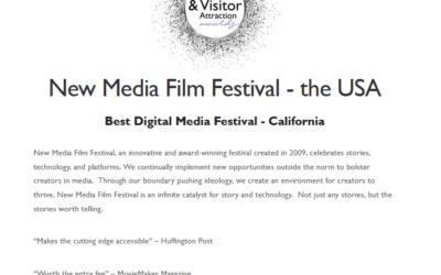 Best Digital Media Festival